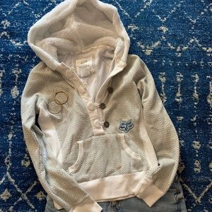FOX hoodie